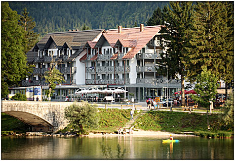 Hotel Jezero, Bohinj