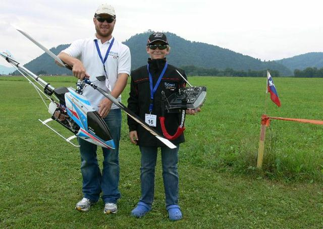Andy Kals & Thomas Rettenbacher ( junior )