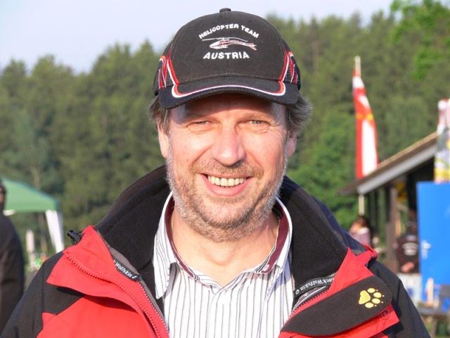 Manfred Geyer, judge from Austria
