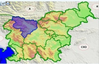 The Gorenjska region